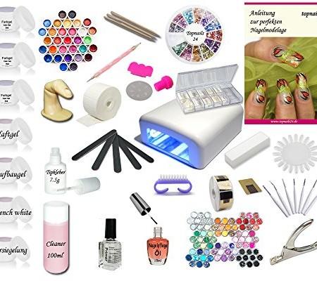 -Nagelstudio-UV-Gel-Set-Nagelset-Starterset-Nagelstudioset-UV-Lampe-UV-Farbgele-0-6