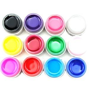 Coscelia-36W-Lampe-12-Farben-UVgel-Brsten-Nagel-Kleber-Hutchen-Nagel-Spitzen-Dekor-Kits-0-8