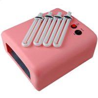 Coscelia-Nailart-UV-Gel-Set-Profi-set-Nageldesign-Starterset-36w-UV-Lampeelektrische-Nagelfrser-0-0