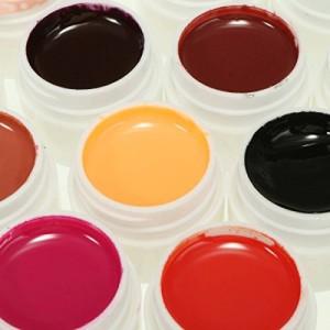 DancingNail-36-Farben-Nail-Art-UV-Gel-Set-Farbgel-Gele-Glitter-Puder-Nagel-Design-Nagel-Kunst-spitzt-0-3