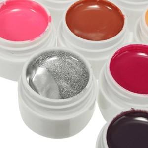 DancingNail-36-Farben-Nail-Art-UV-Gel-Set-Farbgel-Gele-Glitter-Puder-Nagel-Design-Nagel-Kunst-spitzt-0-4