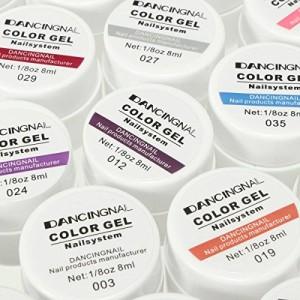 DancingNail-36-Farben-Nail-Art-UV-Gel-Set-Farbgel-Gele-Glitter-Puder-Nagel-Design-Nagel-Kunst-spitzt-0-5